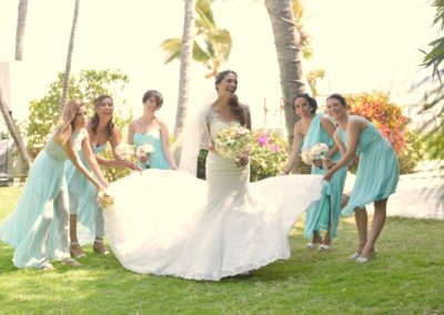 Vallarta Beach Wedding