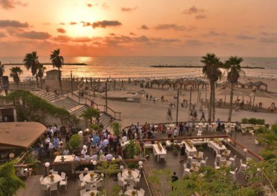 Tel Aviv Beach Wedding